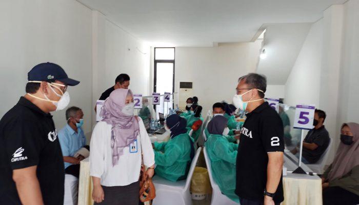 Gelar Aksi Sosial, CitraLand Driyorejo Adakan Vaksinasi untuk Warga Sekitar Perumahan