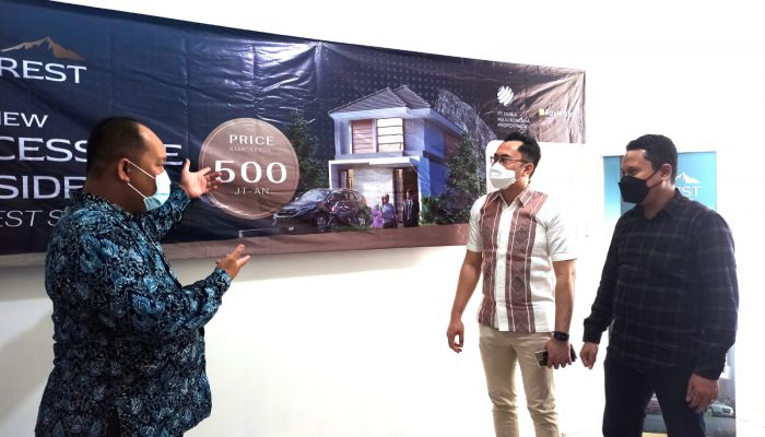 Garap Segmen Milenial, Dunia Maju Kembangkan Grand Everest  di Surabaya Barat
